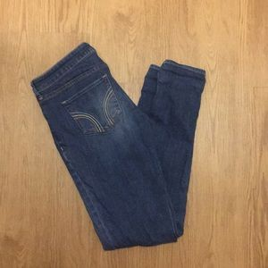 Hollister Jeans - Distressed Skinny Jeans